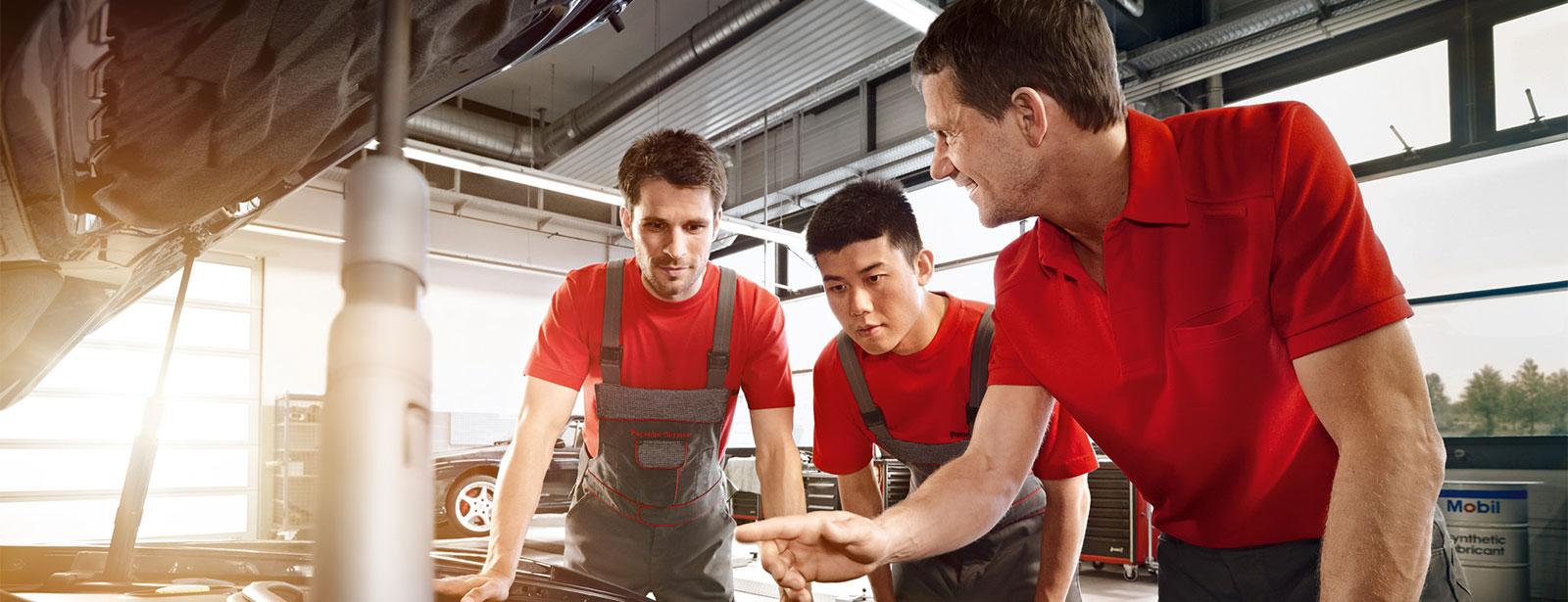 Jobs und Karriere | Kfz-Mechatroniker (m/w)