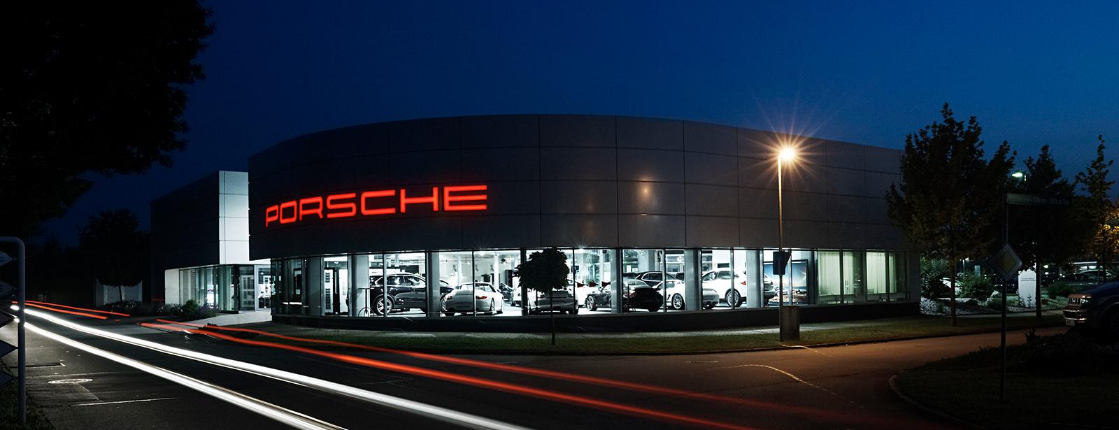 Porsche Centre Niederbayern
